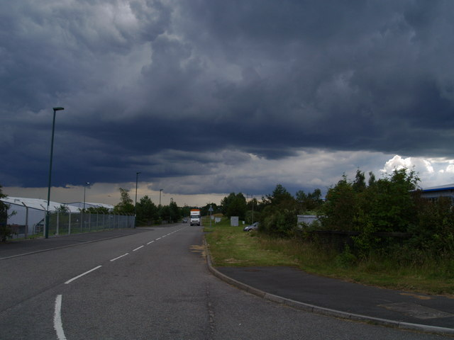 Storm over Rassau