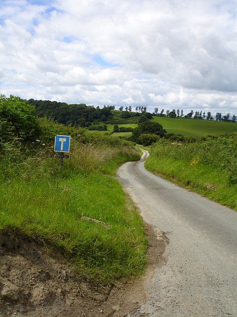 Lane to Moydog-fach