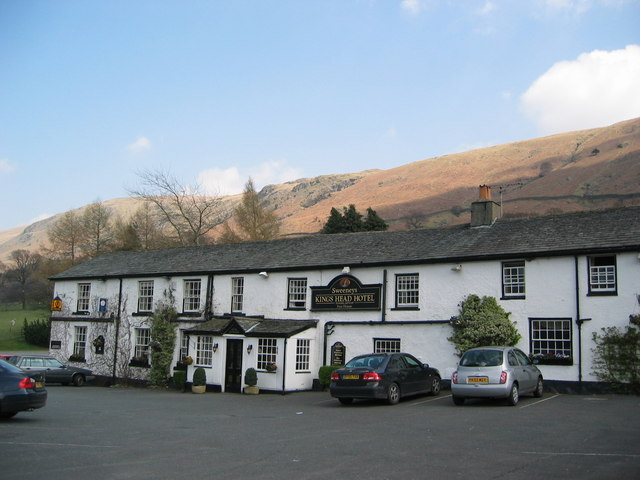 Kings Head Hotel Thirlspot