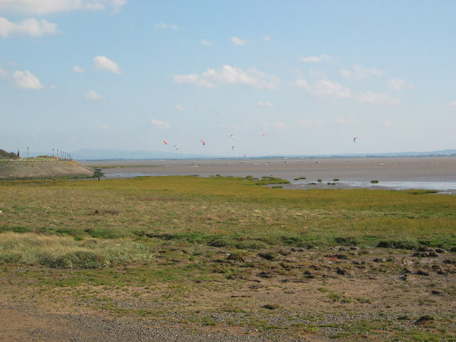 Looking across Grannys Bay to Church Scar