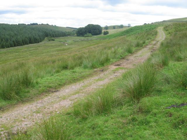 Track to Minnygap