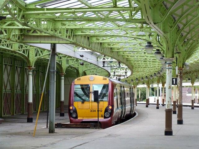 Railway Station, Wemyss Bay