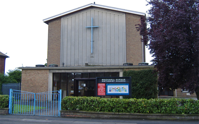 Bricknell Avenue Methodist Church