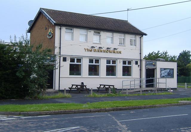 Barrowman pub