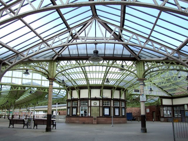 Railway Station, Wemyss Bay