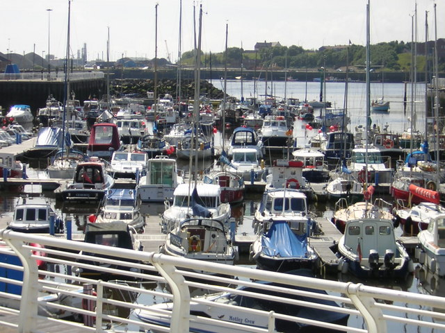 Sunderland Marina 1