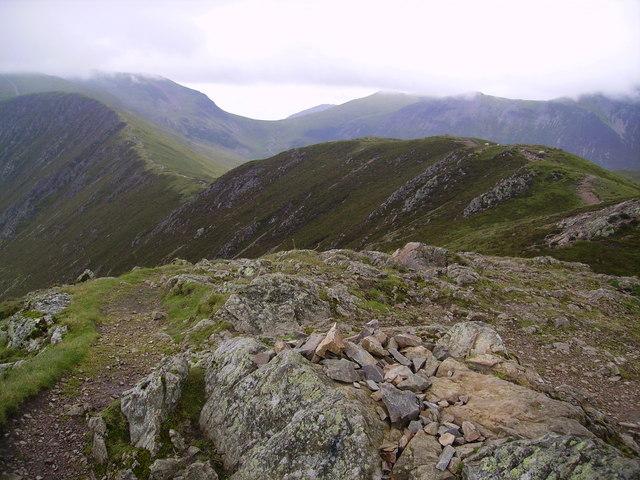 Summit Cairn, Causey Pike