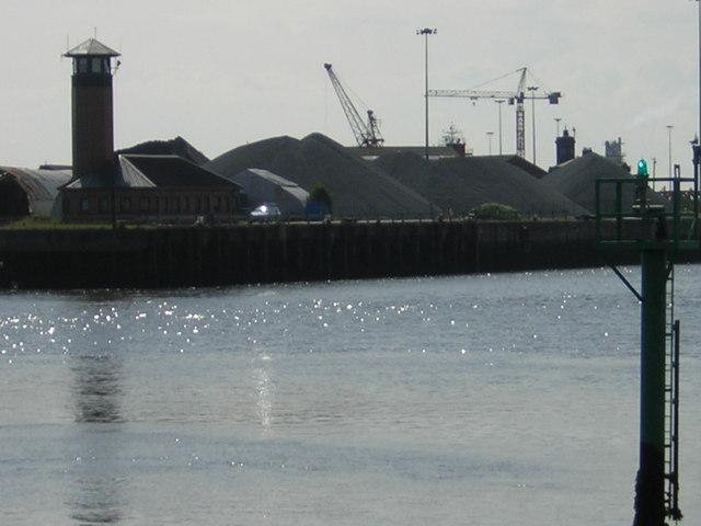 Docks Sunderland