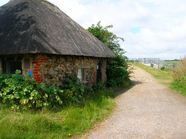 The Salthouse, Pagham Harbour