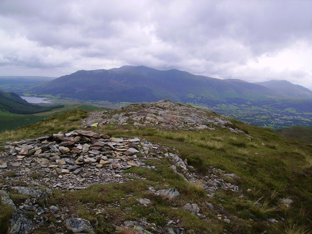 Outerside Summit Cairn