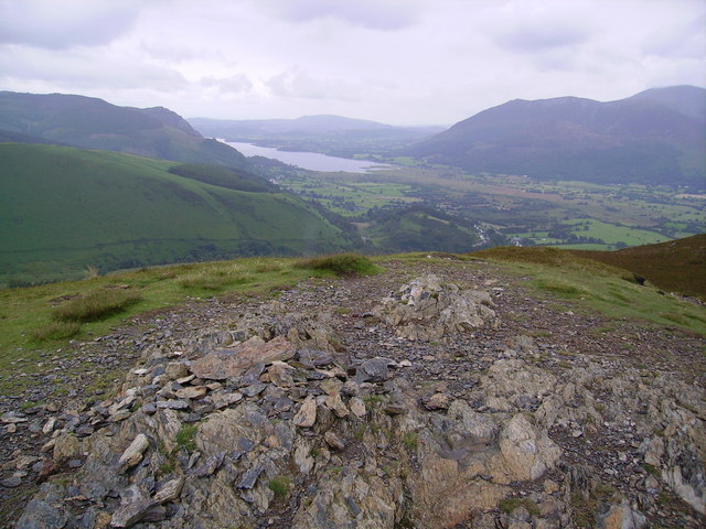 Summit Cairn, Barrow