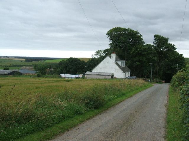 Pitlochie Cottage