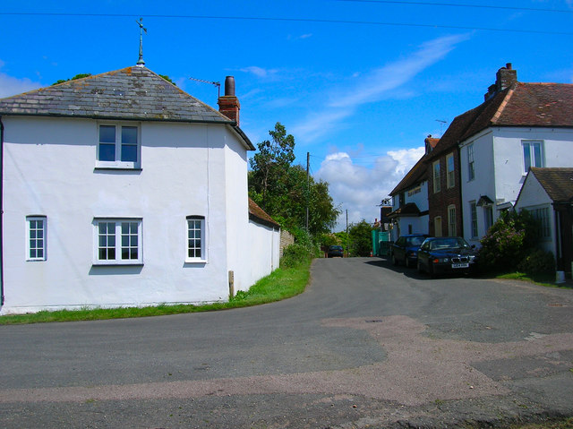 Mill Lane, Sidlesham Quay