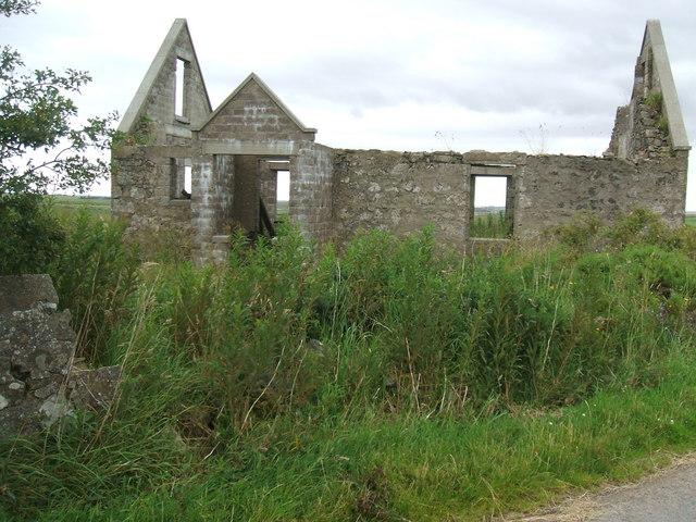 Old Cottage at Arthrath