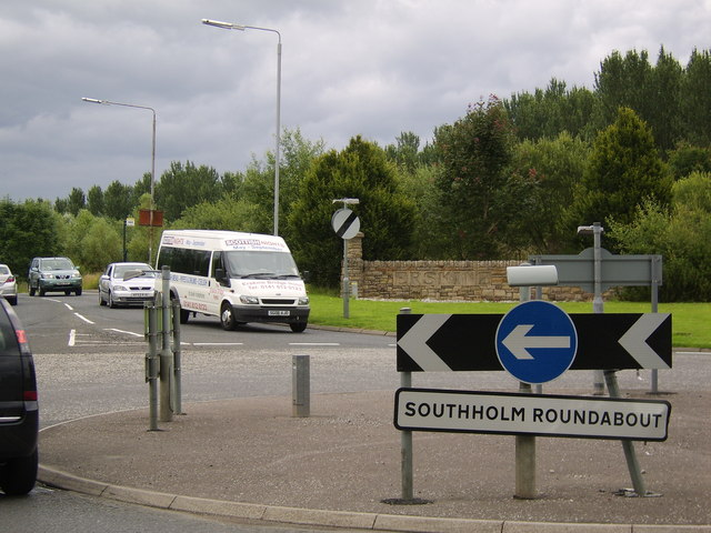 Southholm Roundabout