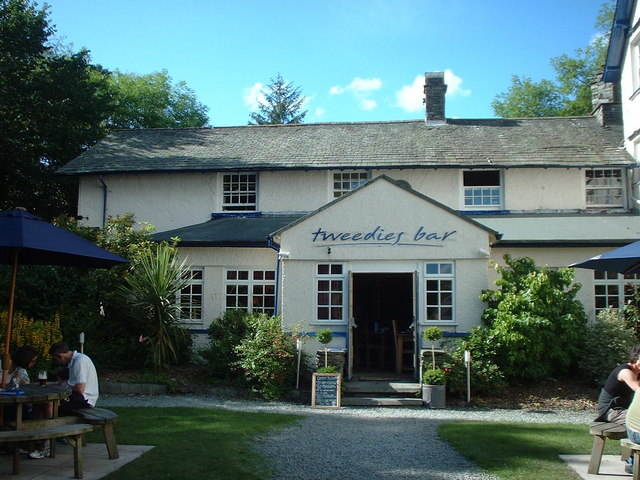 Tweedies Bar in Grasmere