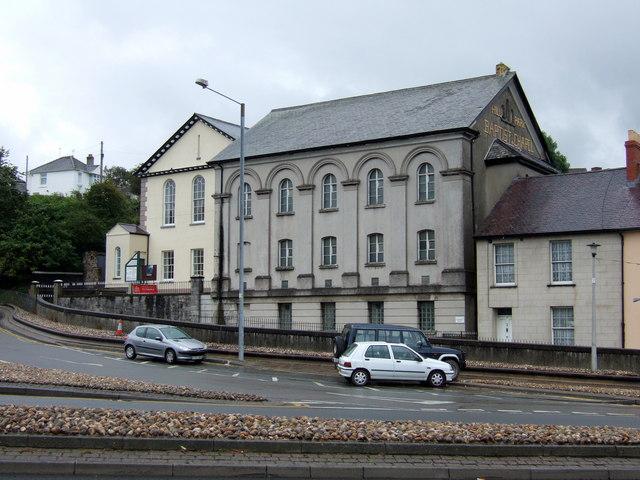 Hill Park Baptist chapel