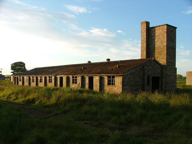 Another abandoned WW2 building near Fearn