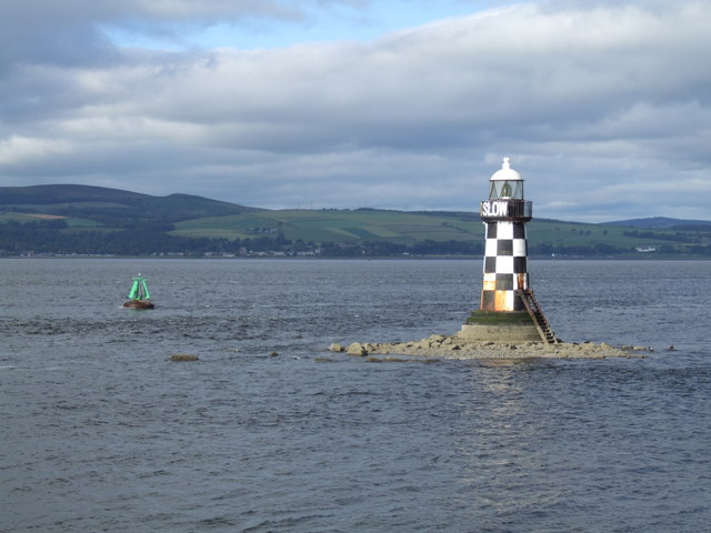 Perch Lighthouse, Port Glasgow