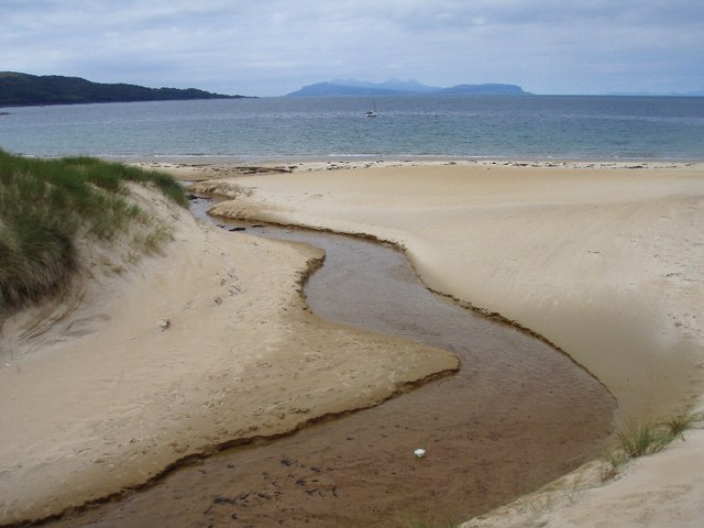 Beach at Cul na Croise