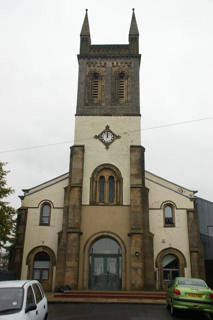 St James Church, Clitheroe