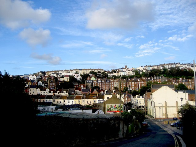 West Hill, Hastings