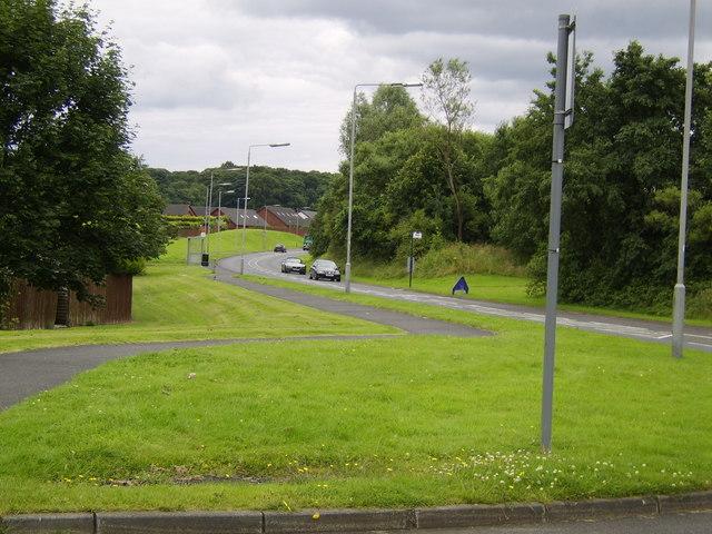 Newshot Drive, Erskine
