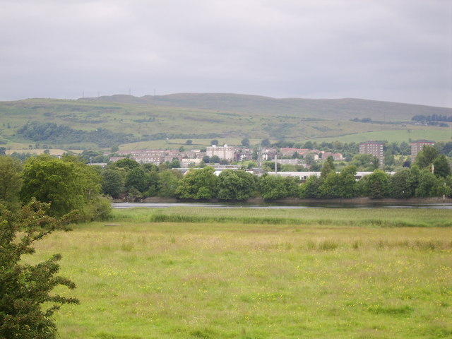 River Clyde from Newshot Drive