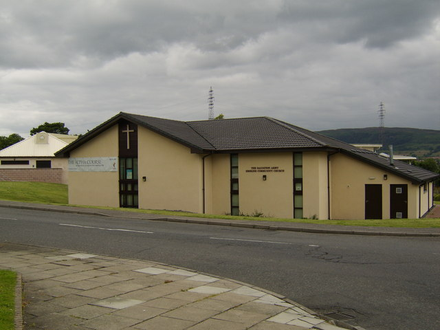 Salvation Army Erskine Community Church