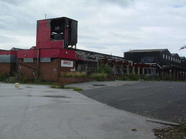 Former Addspace furniture factory, Bolton upon Dearne