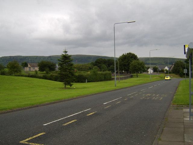 Barrhill Road, Erskine
