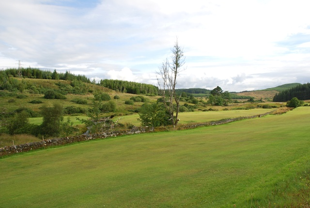 Fairways at Lochgilphead Golf Club