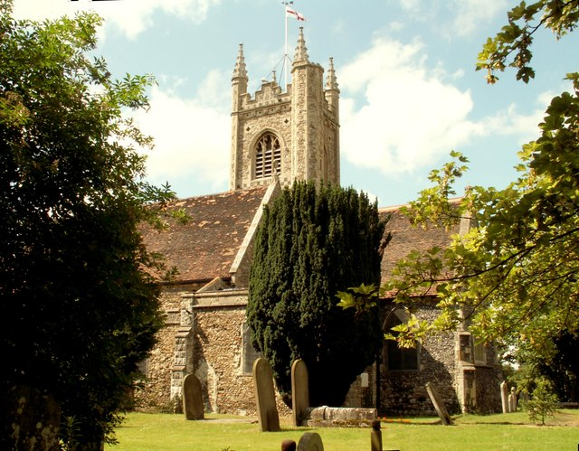 St. Margaret of Antioch church in Stanford-le-Hope