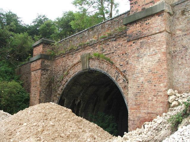 Sugar Loaf Tunnel East Portal