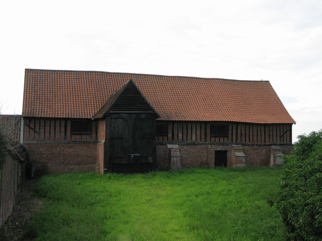 Barn at Little Wenham