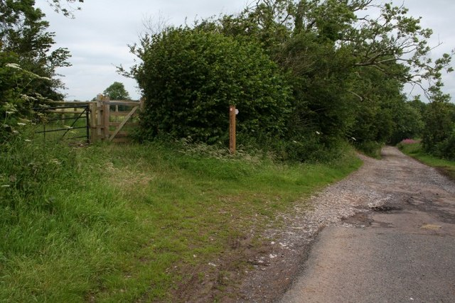 A restricted byway