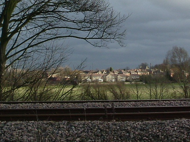 The western edge of Hexthorpe