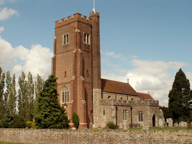 St. Andrew's church at Rochford