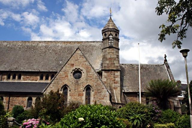 St Peter's Church, Newlyn