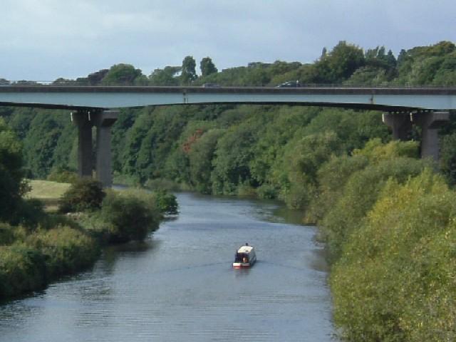 A1(M) Don Bridge, Sprotbrough