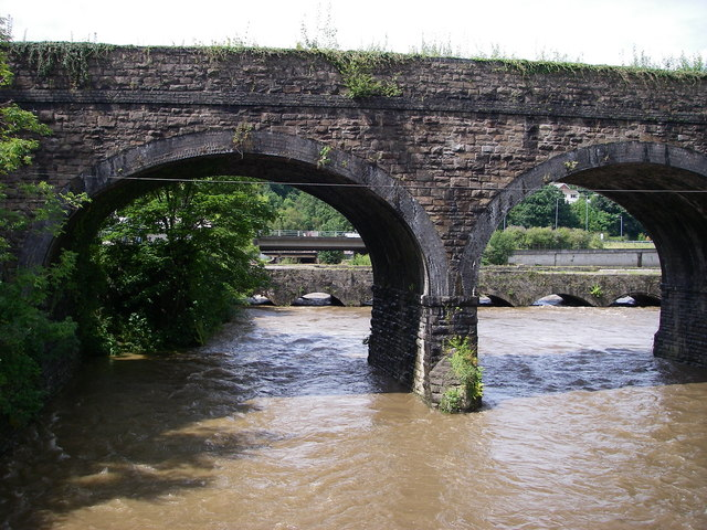 Bridges over the Neath and Dulais