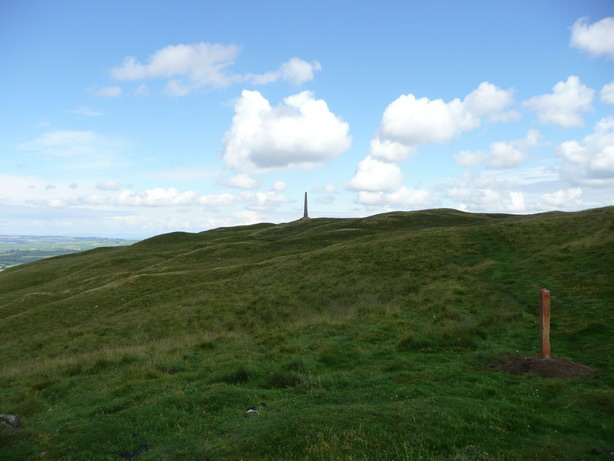 Colonel Hunter Blairs Monument