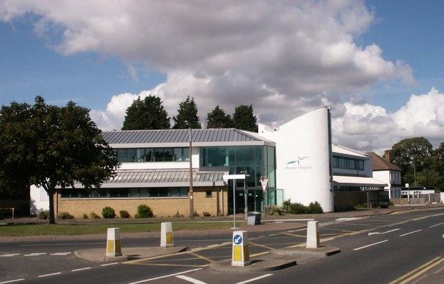 The Phoenix Hospital, Southend-on-Sea