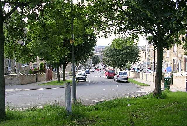Harewood Street