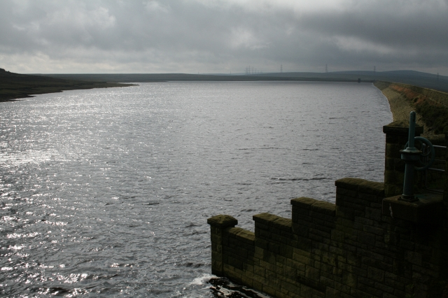 Warland Reservoir.
