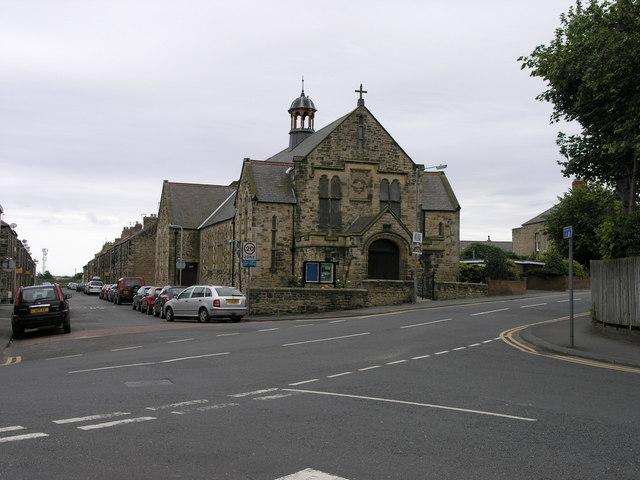 Church. Amble.