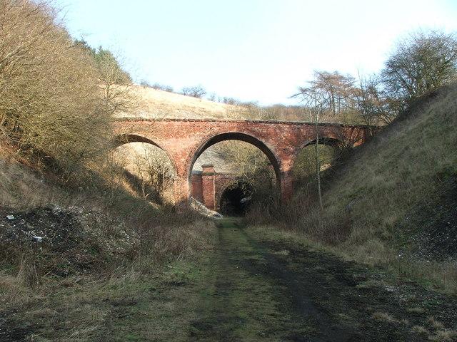 Weedley Bridge and Tunnel