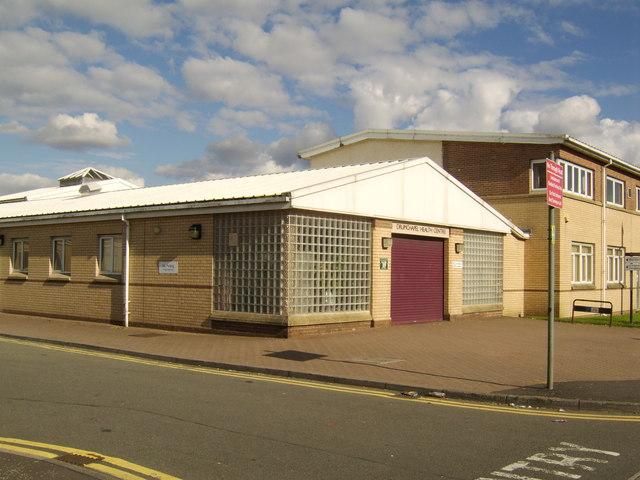 Drumchapel health centre