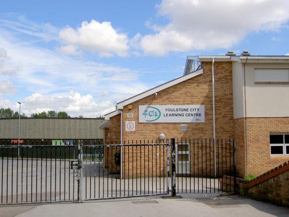 Extension on Foulstone School.