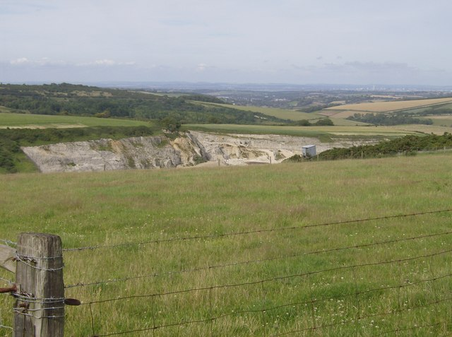 Cheverton quarry
